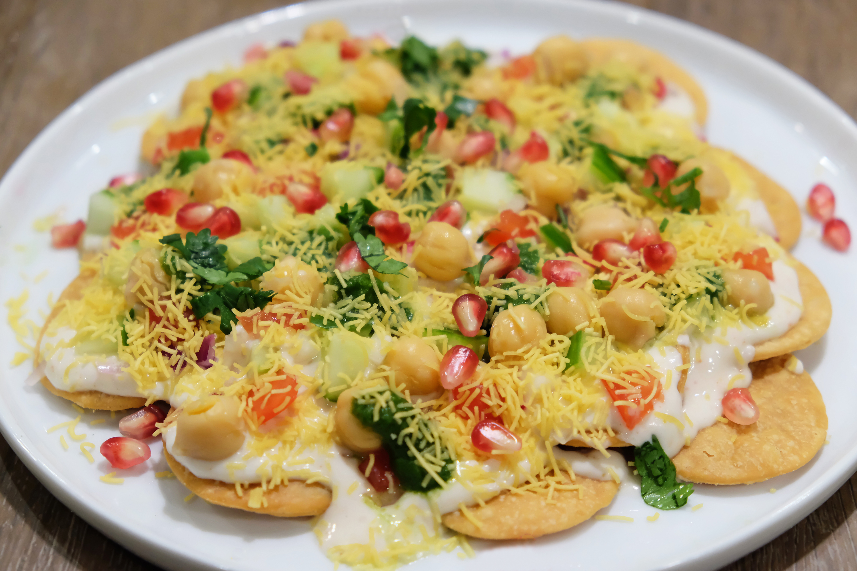 Image result for papri chat